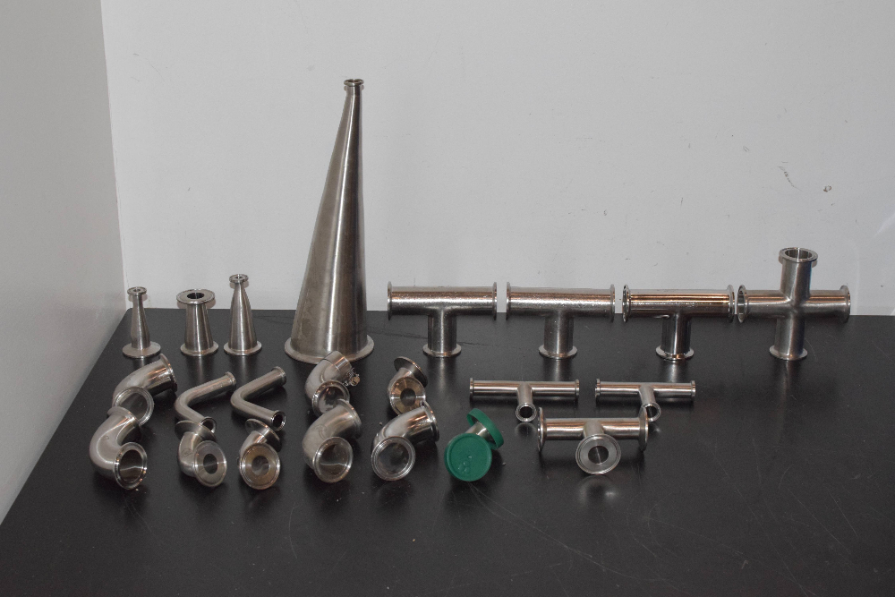Lot of Misc. Pipings and Fittings