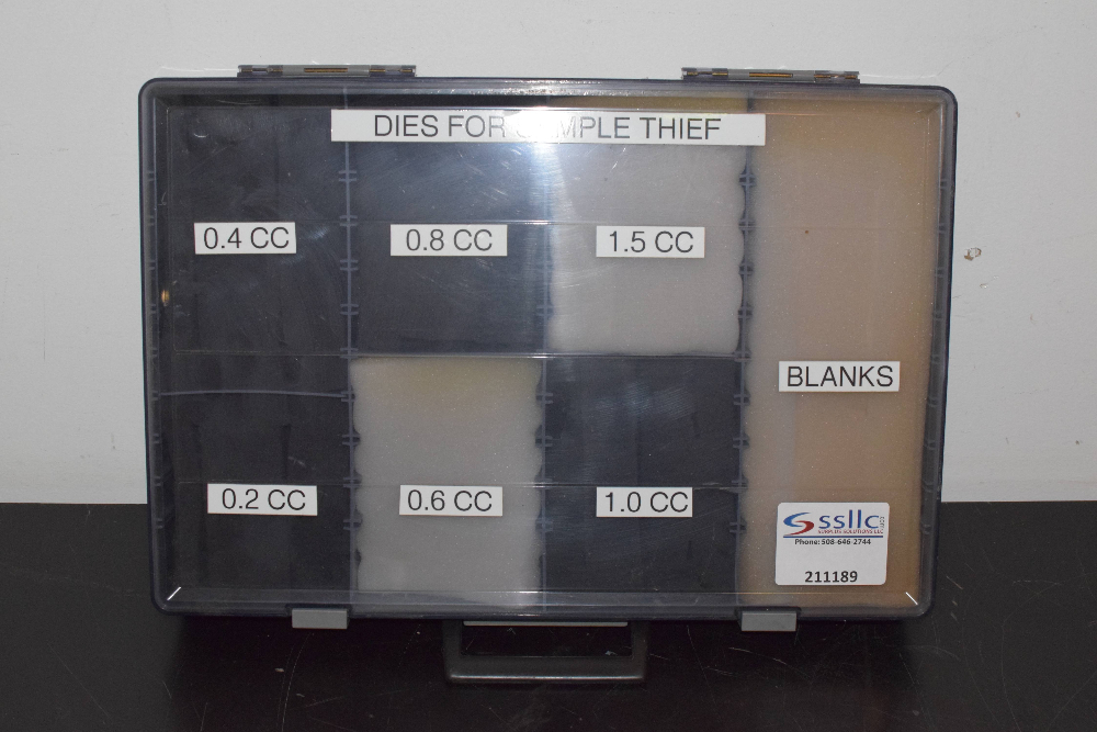 Case for Samples
