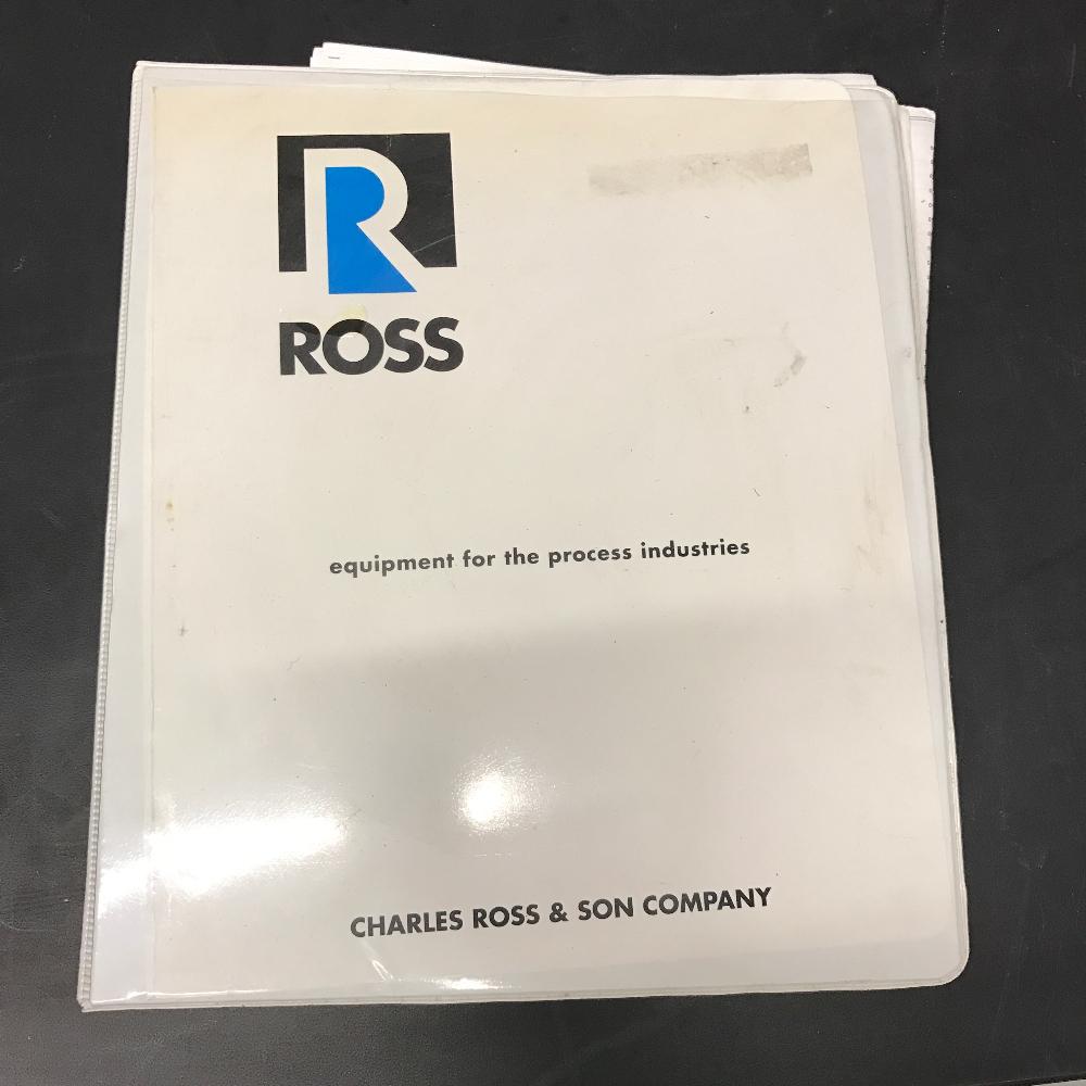 Ross PVM-2 Versamixer