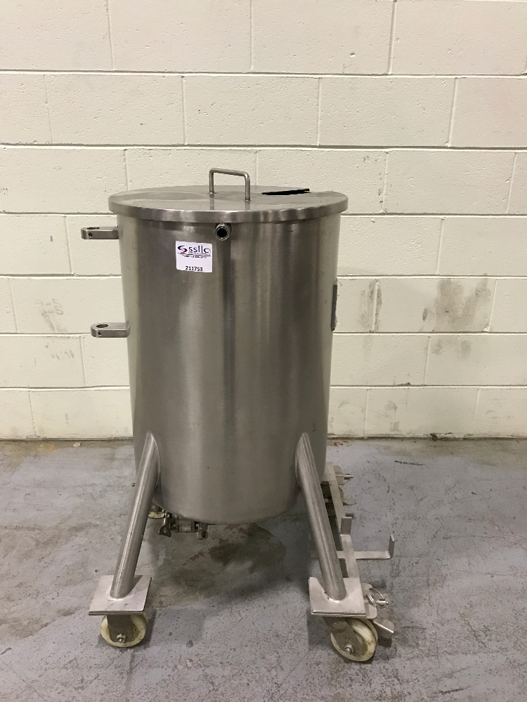 ACE Fabrication Stainless Steel Tank