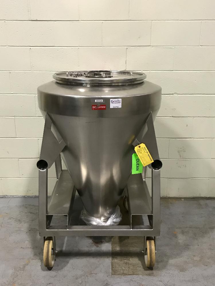 Bohle 300 Liter IBC Blender Bin