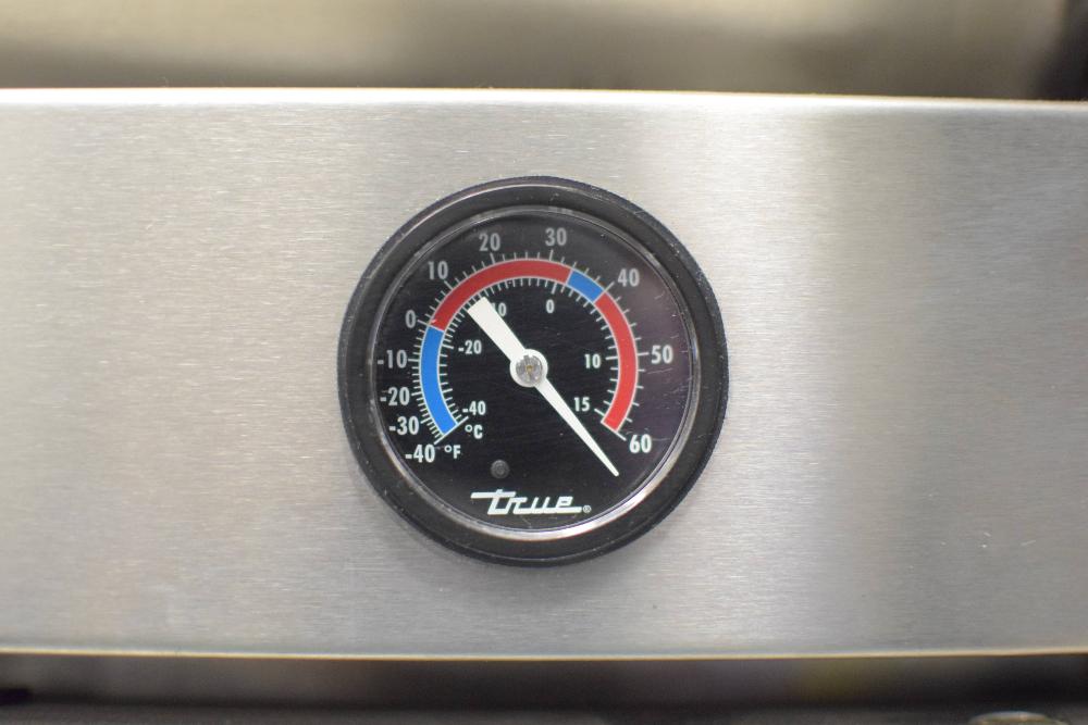True T-49F Double Door Freezer