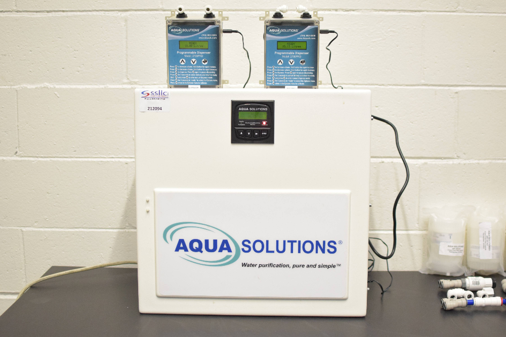 Aqua Solutions Type I High Flow Water Purification System