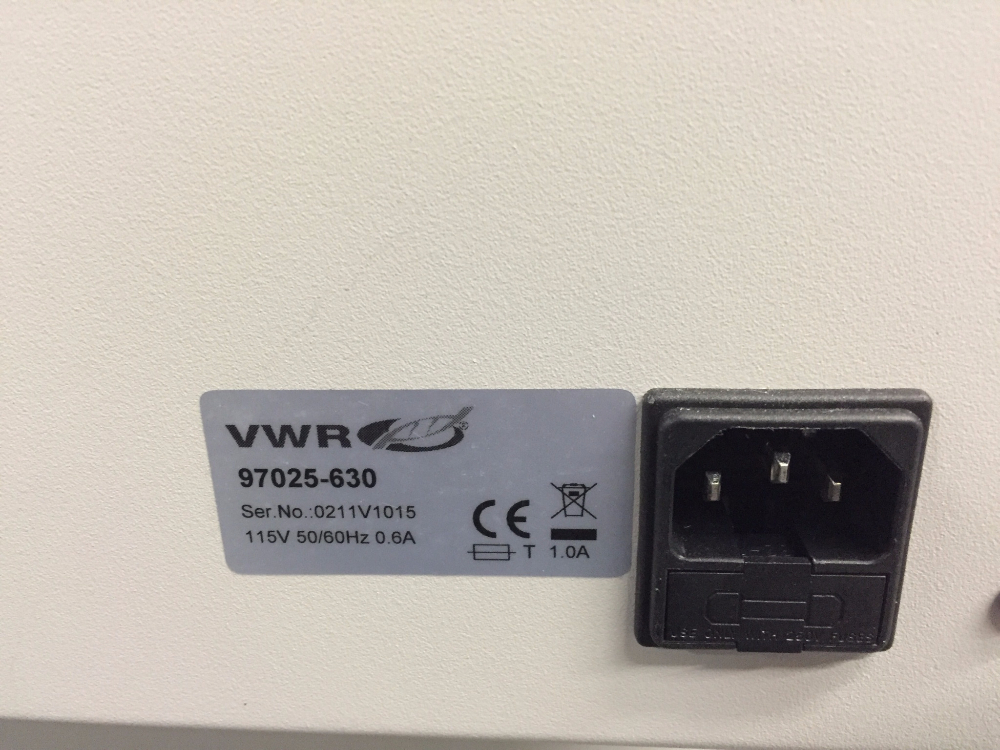VWR Mini Incubator