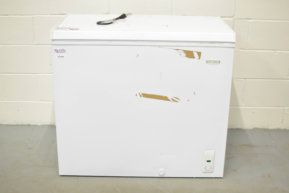 Holiday Household Chest Freezer