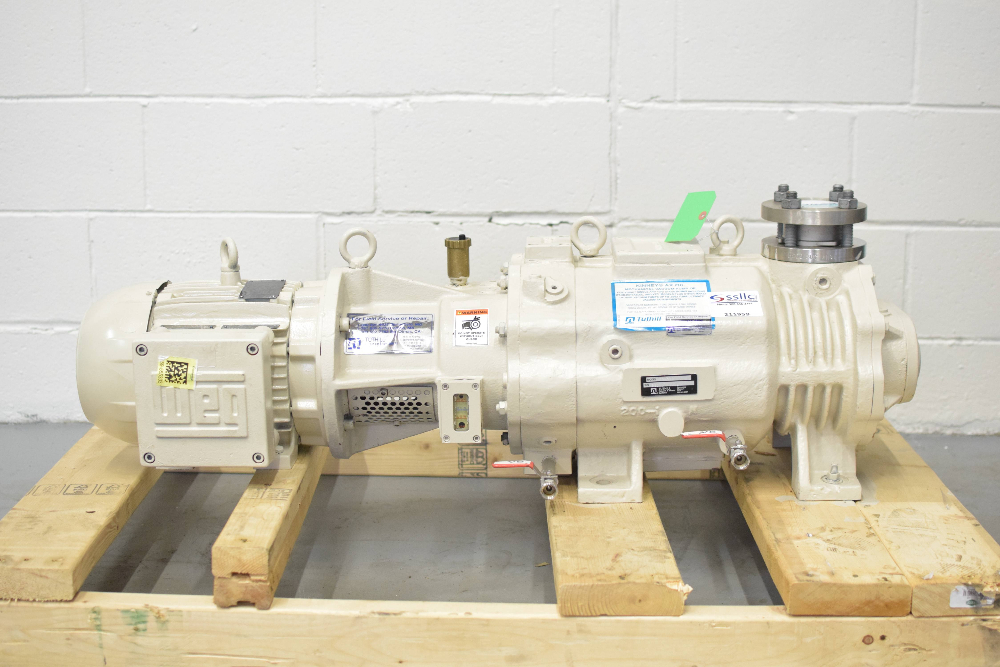 Tuthill SDV Variable Pitch Dry Vacuum Pump