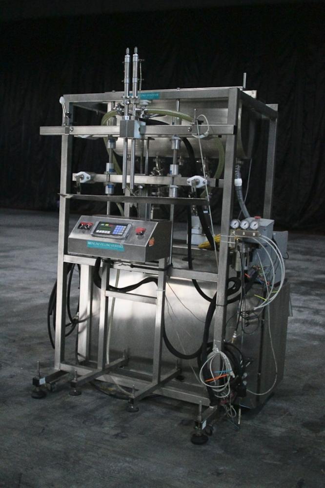 Servo InLine Filling System Liquid Fillers