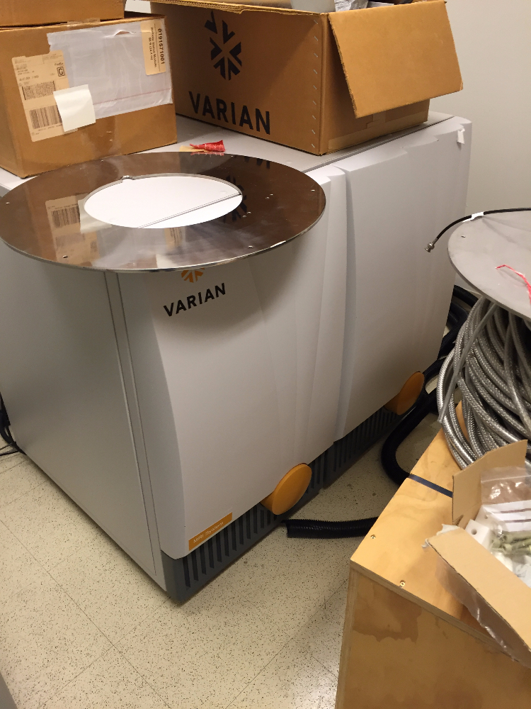 Varian 7T MRI System