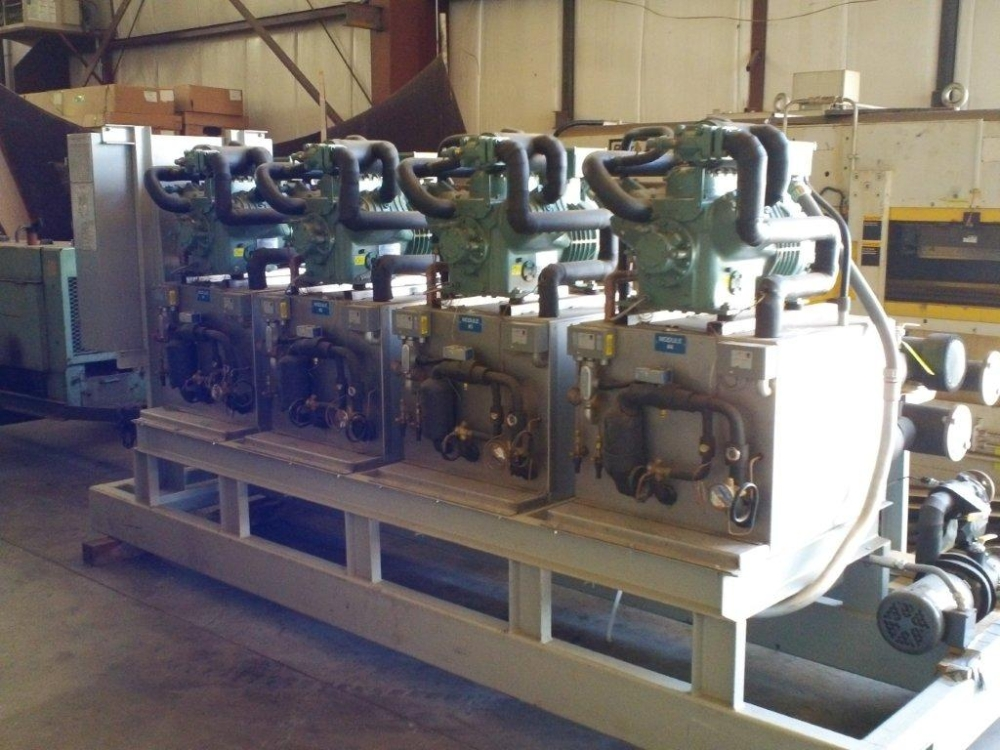 Edwards Engineering CLH-60 Chiller