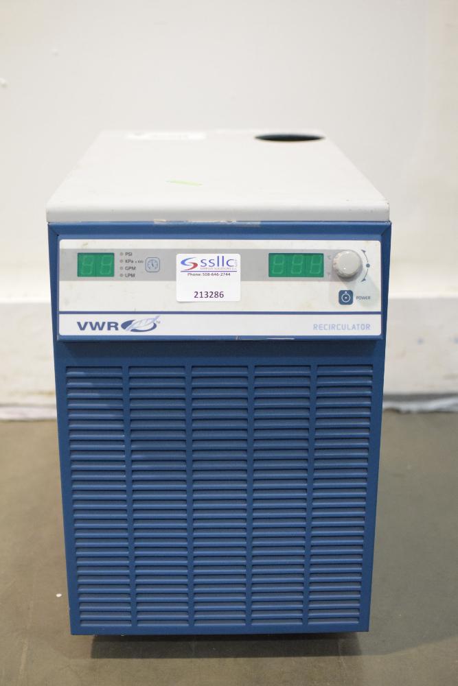 VWR Recirculator