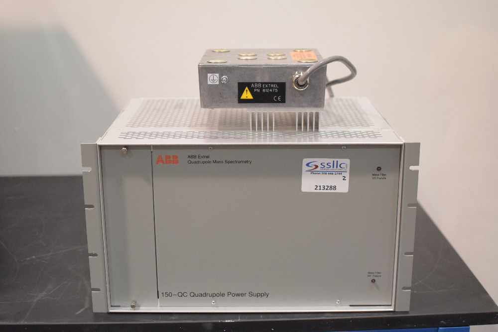 ABB Extrel Quadrupole Mass Spectrometry