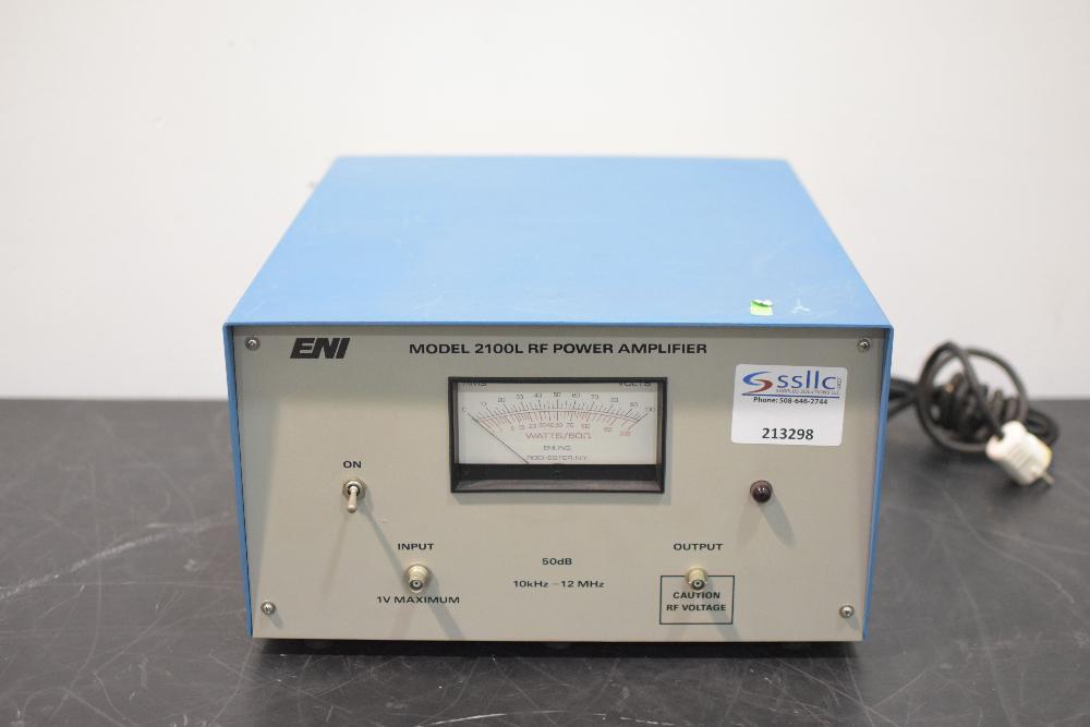 ENI Model 2100L RF Power Amplifier