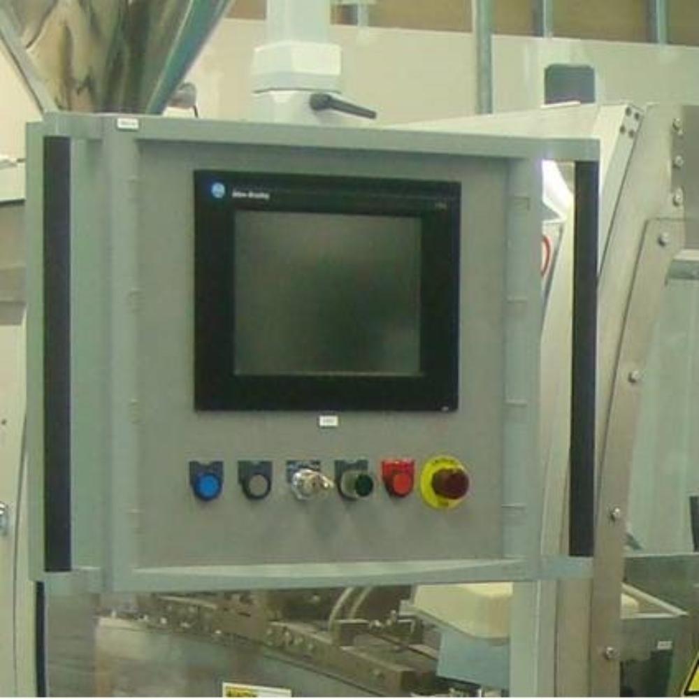 IWKA Jones PK-2000 Filler Form Fill Seal Pouch Machine