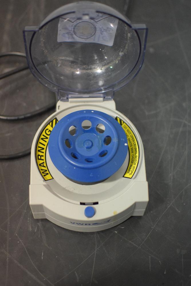 VWR  C1413 Galaxy Mini Centrifuge