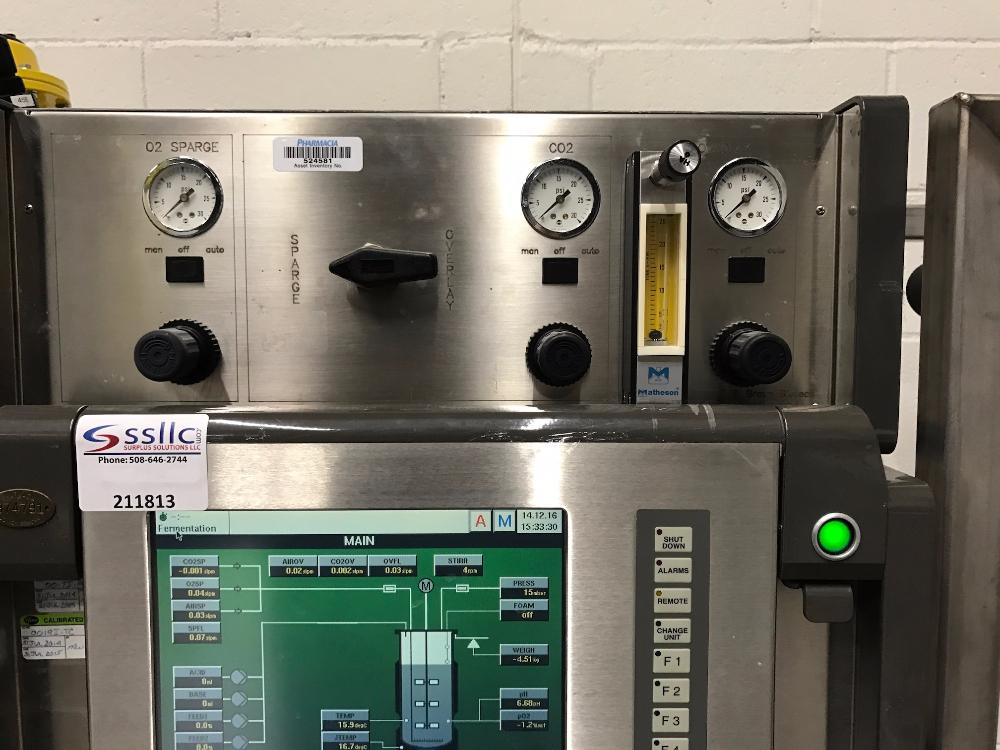 B. Braun BIOSTAT C-DCU 30 Liter Bioreactor
