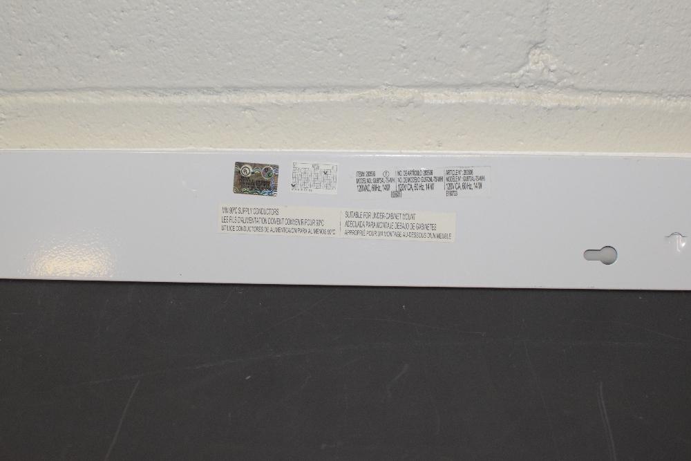 GU9724L-T5-WHI Under Cabinet Light