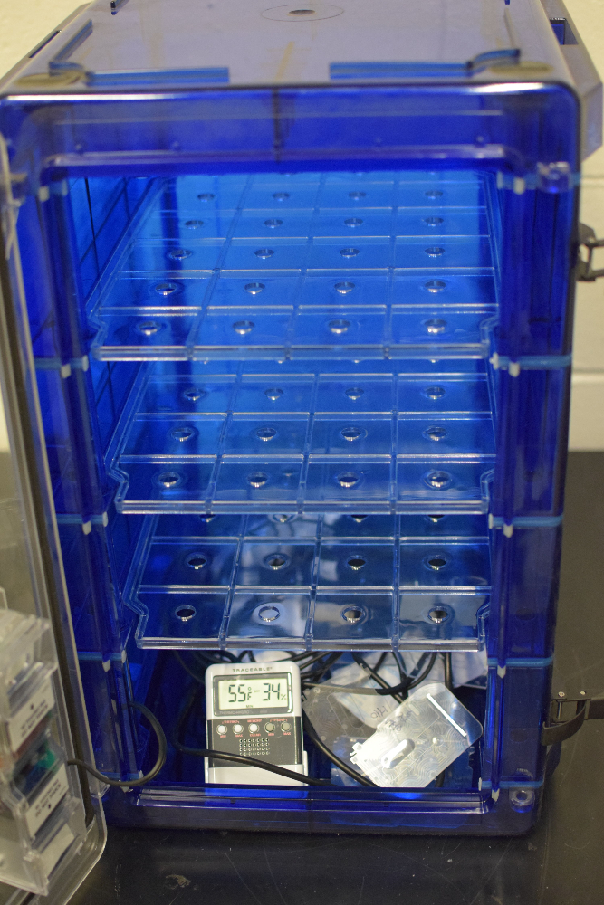 LabWare Secador 420741116 Desiccant Racks