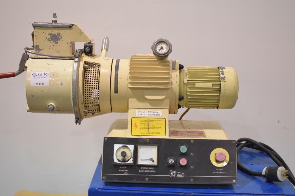 Littleford M-5-G Laboratory Mixer