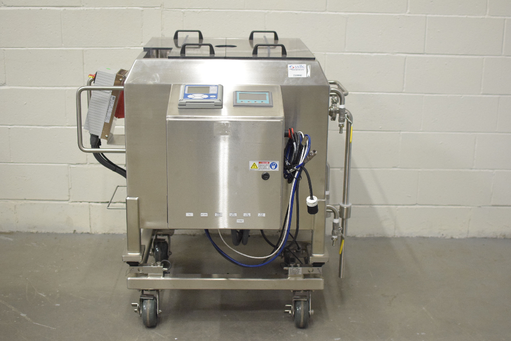 GE Xcellerex XDUO-200-T Stainless Steel Mixing System