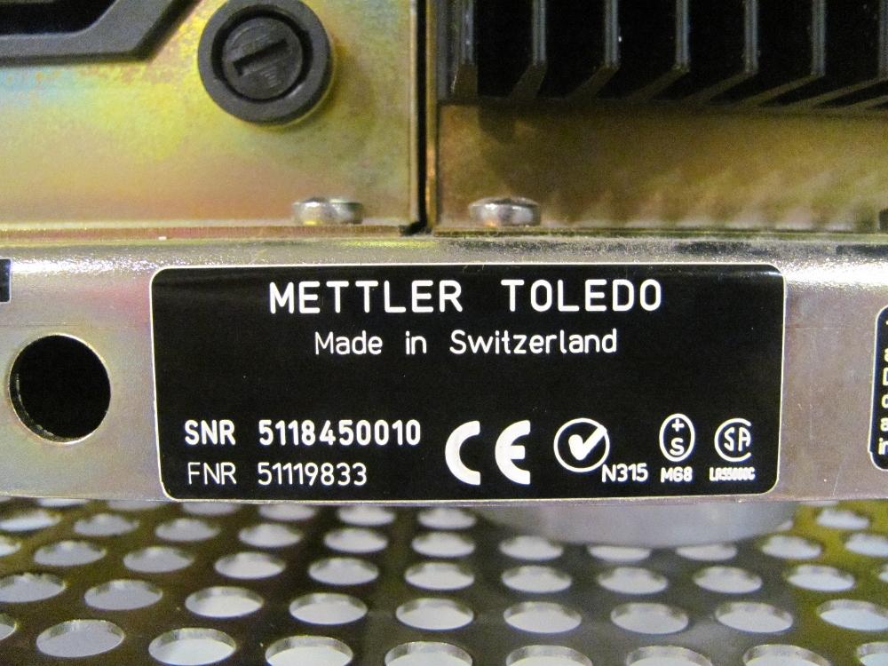 Mettler Toledo DSC 821e Differential Scanning Calorimeter