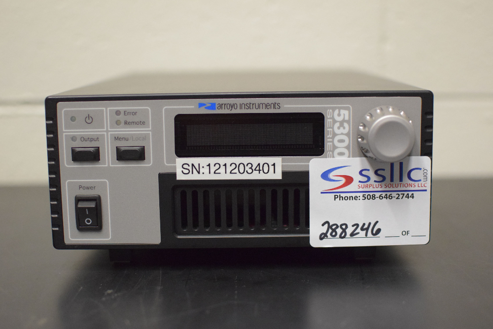 Arroyo Instruments 5300 Series Temperature Controller