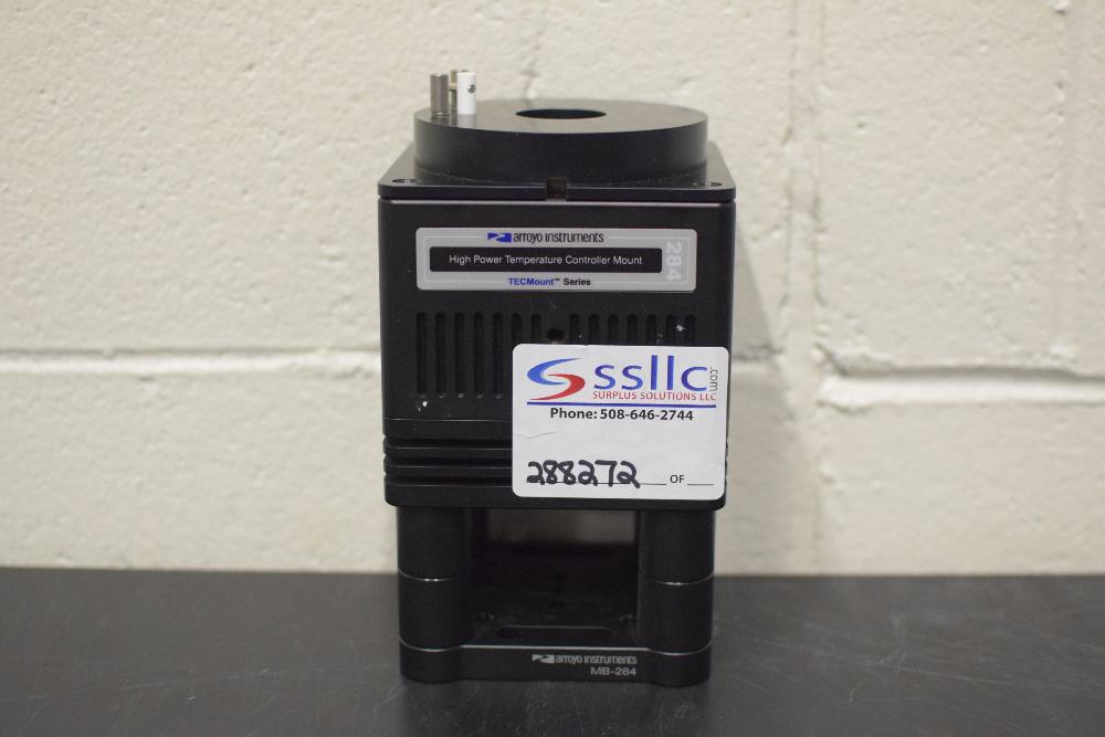 Arroyo Instruments High Power Temperature Controller Mount