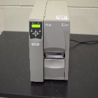 Zebra Technologies Model S4M Label Printer