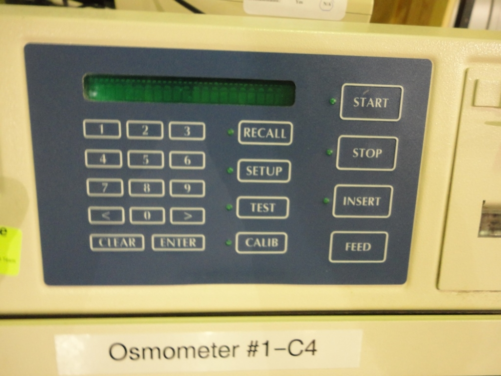 Advanced Instruments 3900 Osmometer