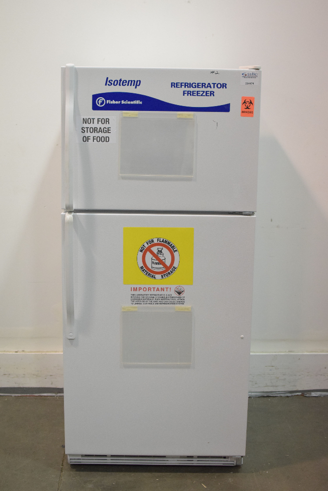 Fisher Scientific Iso Temp Refrigerator / freezer