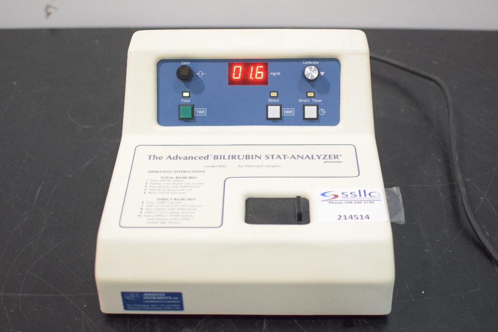 The Advanced BILIRUBIN STAT-ANALYZER photometer