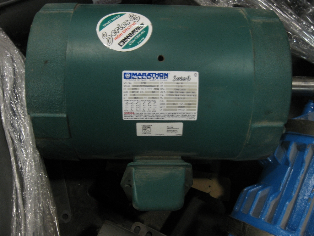 Marathon Electric 7.5/5HP 213T Motor
