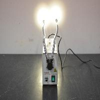 AmScope HL250-AY Fiber Optic Dual Gooseneck Microscope Illuminator