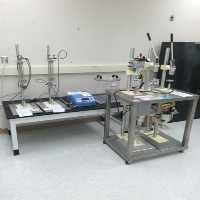 Aero-Tech Laboratory Equipment Aerosol Crimper Station