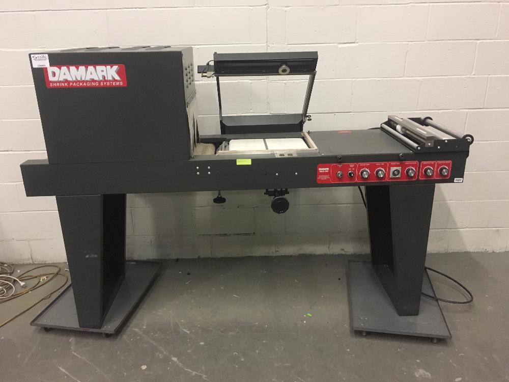 Damark Maxi-Pak Shrink Packaging System