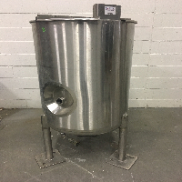 Precision Stainless 32 Gallon Vessel