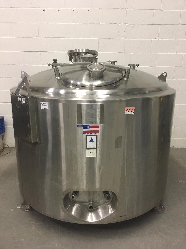 Precision Stainless 400 Gallon 318L Tank