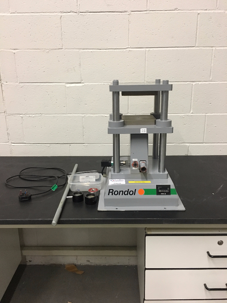Rondol Compression Machine
