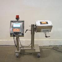 Eriez E-Z Tec model DSP 1.5x4 SLAR Metal Detectors