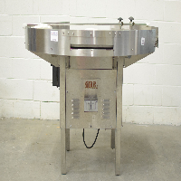 Genesis Machinery Products RU48 Accumulation Table