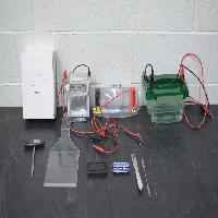 Lot of Electrophoresis Equipment