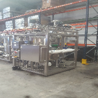 BCD Group 800 L Downstream Purification 1 Product Hold Vessel