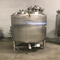 Precision Stainless 3000 Liter Reactor