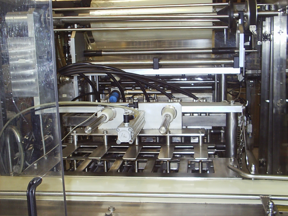 Pack Line PXM-5 Inline Filler Packaging Line