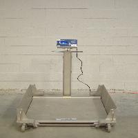 Mettler Toledo Deckmate Portable Floor Scale