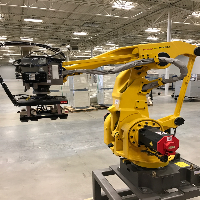 FANUC M-420ia Robot with Rj3ib Controller