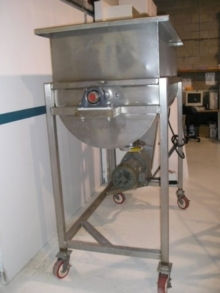 Unimount 12 cu. ft. Ribbon Blender