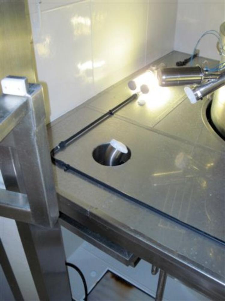 Niro PC-6/8 Precision Coater