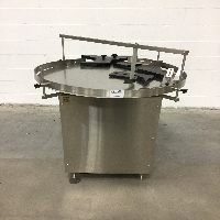 "Modular Packaging MT-36-S 36"" Accumulation Table"