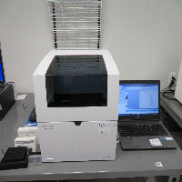 Agilent 4200 Tapestation G2991A with laptop, analysis software MS3 Vortexer and