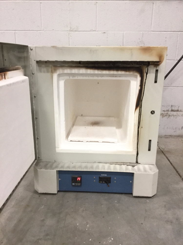 Lindberg Blue M 42 5 Liter Box Furnace